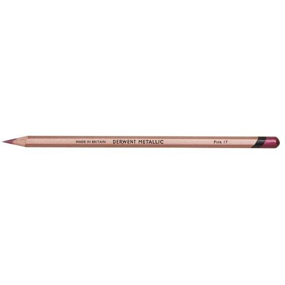 Lápis Metallic Pink (nº17) un. - Papelaria Botafogo