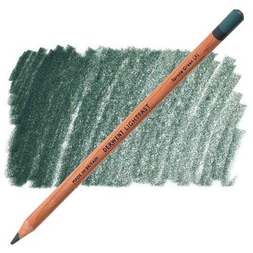 Lápis Lightfast Derwent Spruce Green un. - Papelaria Botafogo