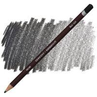Lápis Coloursoft Derwent Black (C650) un. - Papelaria Botafogo