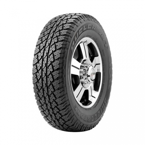 Pneu Bridgestone Aro 15' 255/75 R15 DUELER A/T 693 109/105S - C20, D20, Silverado, F100, Ranger, S10