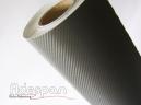 Vinil Fibra de Carbono Grafite Texturizado c/1,38m/lg