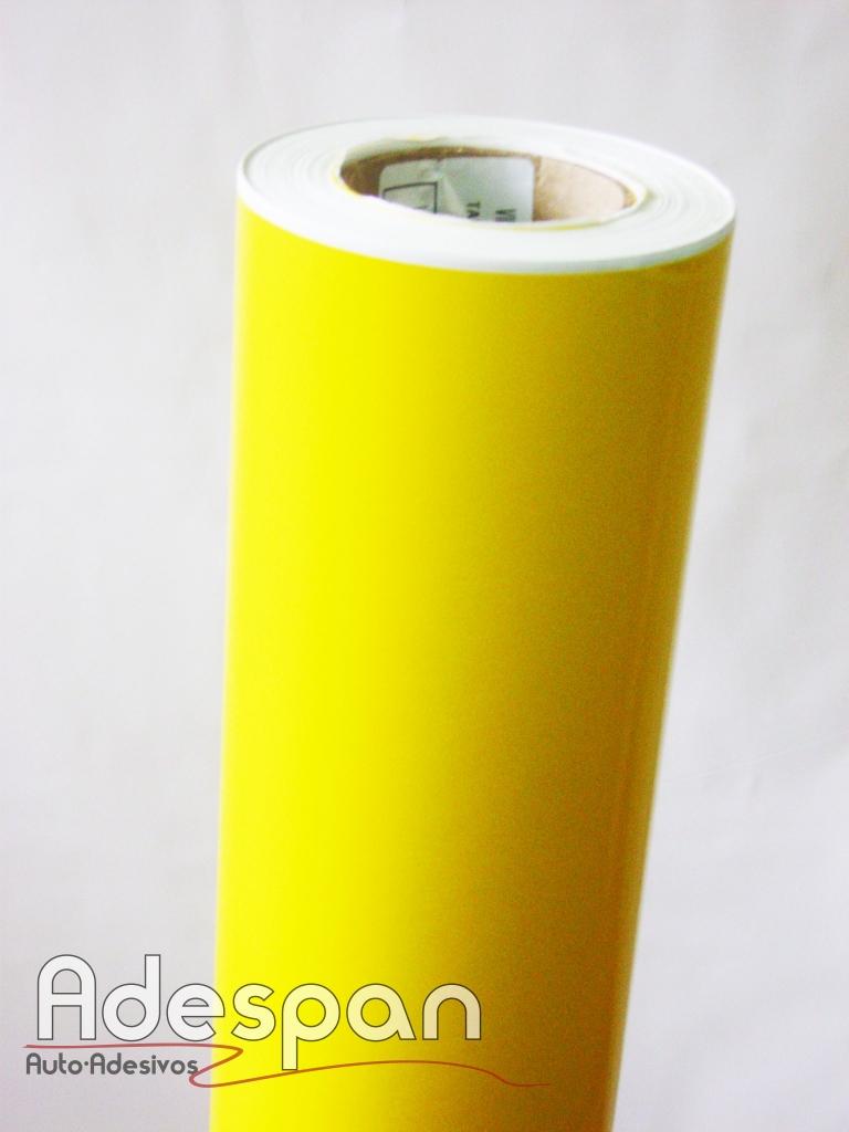 Vinil Amarelo Girasol Premium c/1,22m/lg