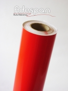 Vinil Vermelho Tomate Alto Brilho Premium c/1,22m/lg | ADESPAN
