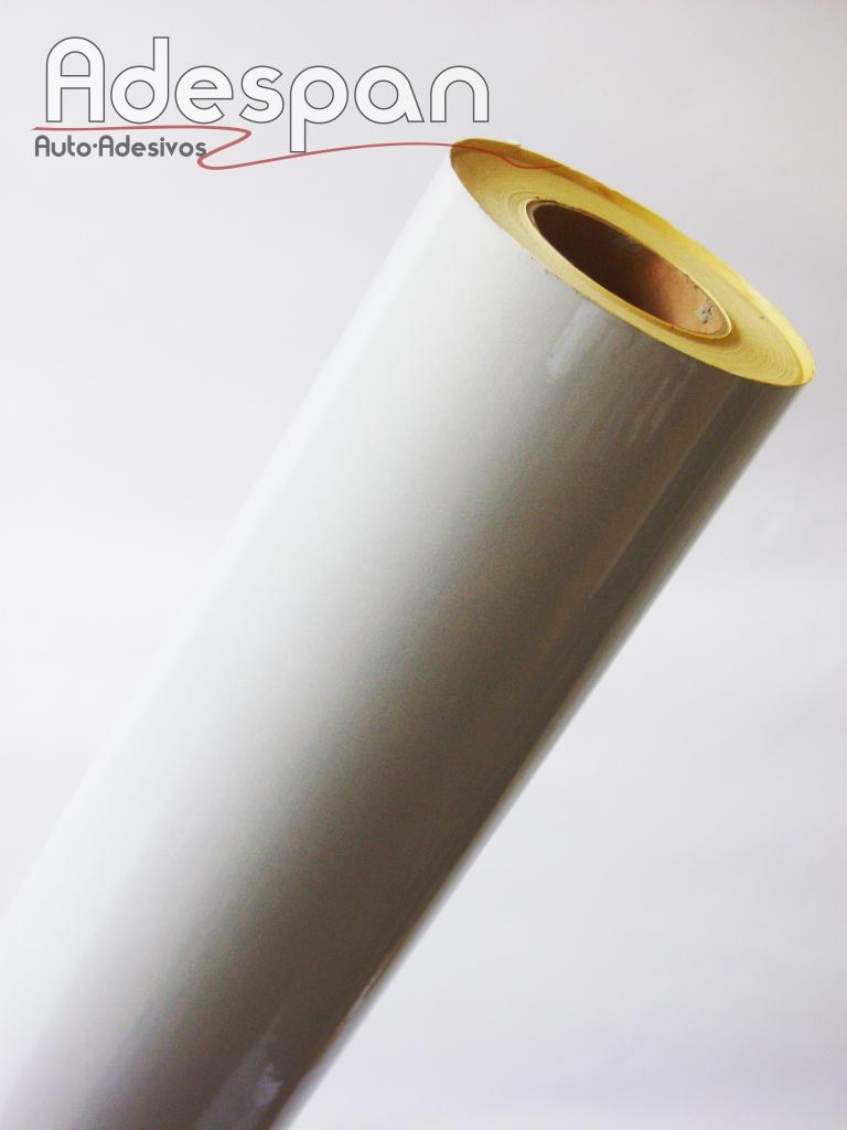 Vinil Refletivo Branco c/1,24m/lg
