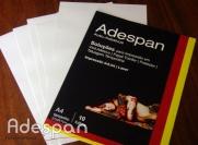 Papel Para Sublimação c/90g  A3 – Pct 1.000 fls | ADESPAN