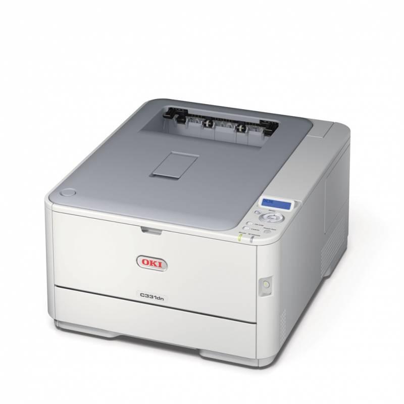 Impressora Laser Okidata C331dn