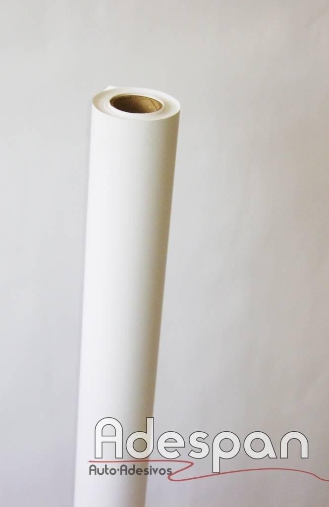 BOBINA MATTE PAPER SOLVENTE 180G  COM 100M