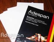 Papel Para Sublimação c/90g A4 – Pct 250 fls | ADESPAN