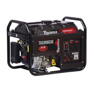 Gerador a Gasolina Toyama TG2800CXE 2.2Kva Partida Elétrica