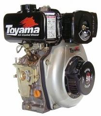 Motor Toyama Diesel TD50FE 4,7HP Partida Elétrica