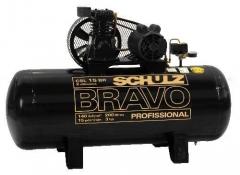 Compressor de Ar Schulz Bravo CSL 15/200