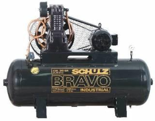 Compressor de Ar Schulz Bravo CSL 30/250