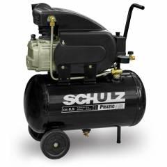 Compressor de Ar Schulz Pratic Air CSI 8,5/25