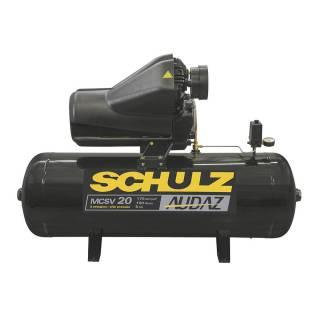 Compressor de Ar Schulz Audaz MCSV 20/150