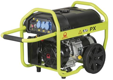 Gerador a Gasolina Pramac PX 5000