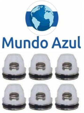 KIT 2186 KIT 06 VALVULA RCA 3525G L2000/10/14 WAP FW000816 COD.576 - Mundo Azul