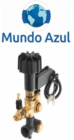 VALVULA BY PASS MINIMATIC CPL COM STOP WAP FW000009 WAP L 2000/10 2400/14 2600/20 COD.857 - Mundo Azul