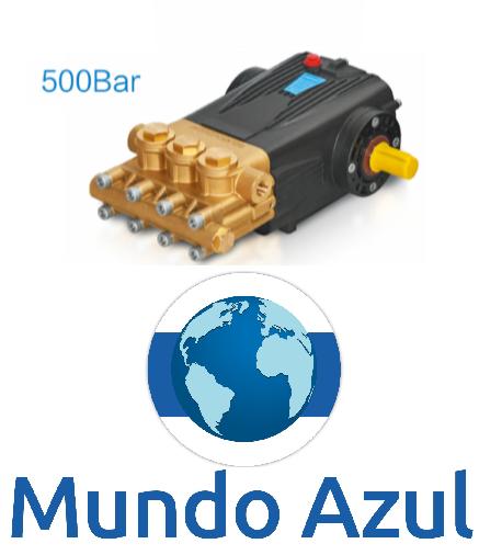 BOMBA TRIPLEX 500 BAR JETBLUE JBDS 16/50 7.250 PSI LIBRAS  - Mundo Azul