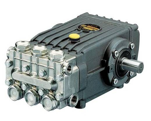 Bomba Para Uso Industrial W928 W-928 INTERPUMP 1750 RPM - Mundo Azul