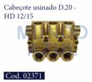 CABEÇOTE BRONZE LAVAJATO KARCHER HD 12/15 MAXI D.20