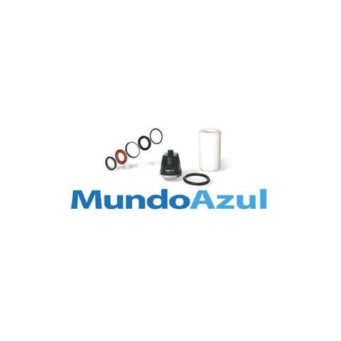 KIT GAXETA ALTA PRESSÃO BOMBA INTERPUMP W5015-W4518-W4015-W4018-T4018 - Mundo Azul