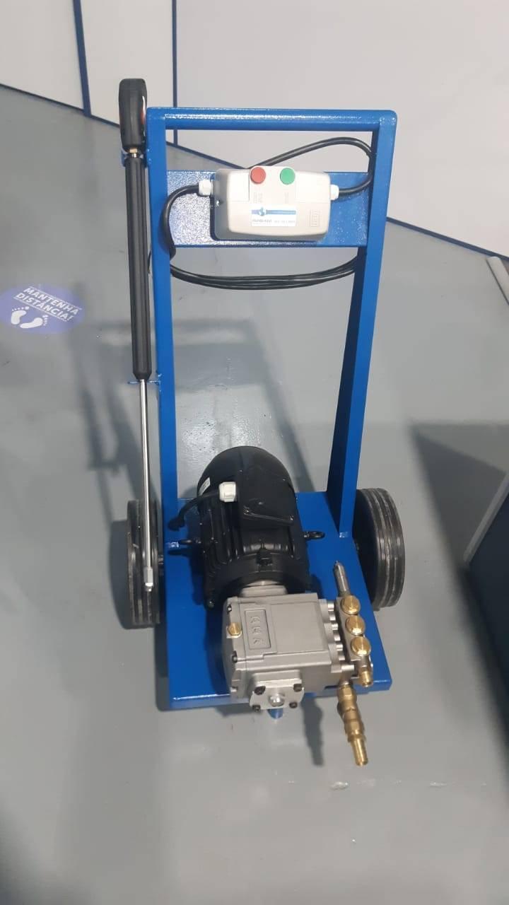 CONJUNTO MOTOR/BOMBA ALTA PRESSÃO 500 BAR 350 BAR 280 BAR- COBRIMOS QUALQUER OFERTA - Mundo Azul