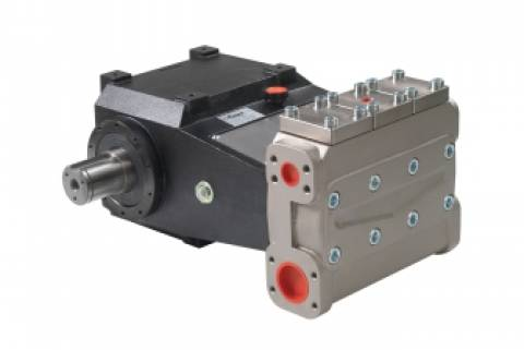 BOMBA TRIPLEX HPP GL 135/235 3408 LIBRAS/PSI - 135 L/MIN - 750 RPM - Mundo Azul