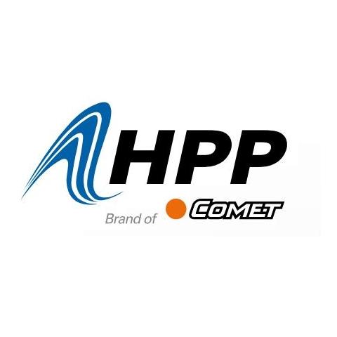 BOMBA TRIPLEX HPP GLR 171/185 2683 LIBRAS/PSI - 171 L/MIN - 1800 RPM - Mundo Azul