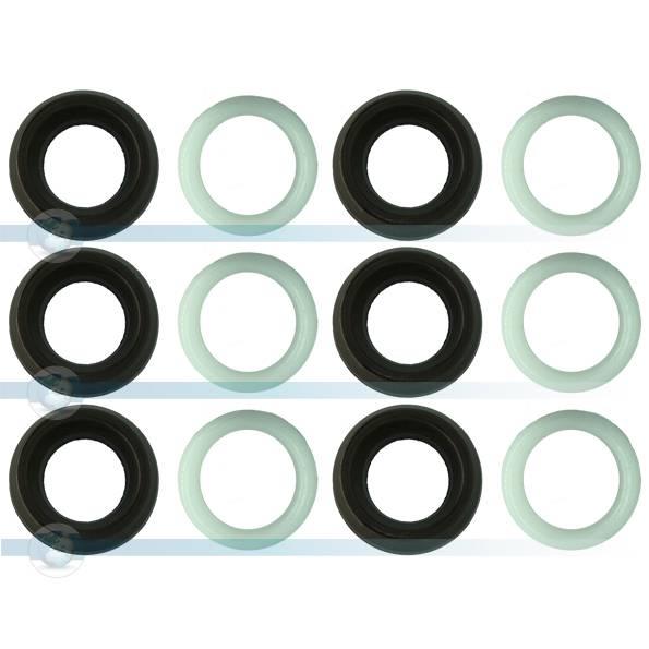 KIT 6 GAXETA ELEKTRA L2400, L1600, L1800, L2400 WAP ELECTROLUX COD 00181 - Mundo Azul