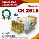 BOMBA SANEAMENTO CK 2615 260 LITROS MINUTO X 150 BAR EXAPLEX