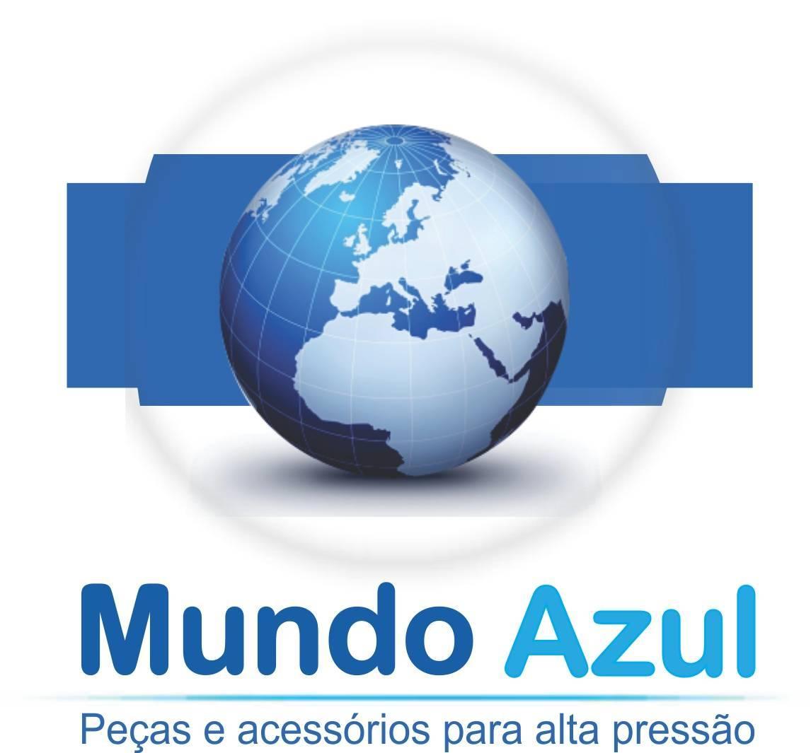 BOMBA ALTA PRESSÃO TRIPLEX COMET LW 2020S (2000 LIBRAS 8 L/MIN)1450 RPM EIXO 25MM MACHO  - Mundo Azul