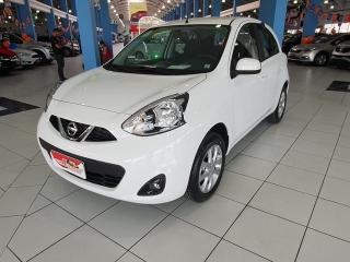 Nissan march sv 1.6 16v 5p