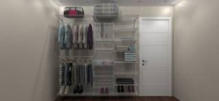 Closet Completo - Kit CL200 - 2,00 metros