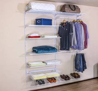 Closet Completo - Kit CL170  - 1,70 metros