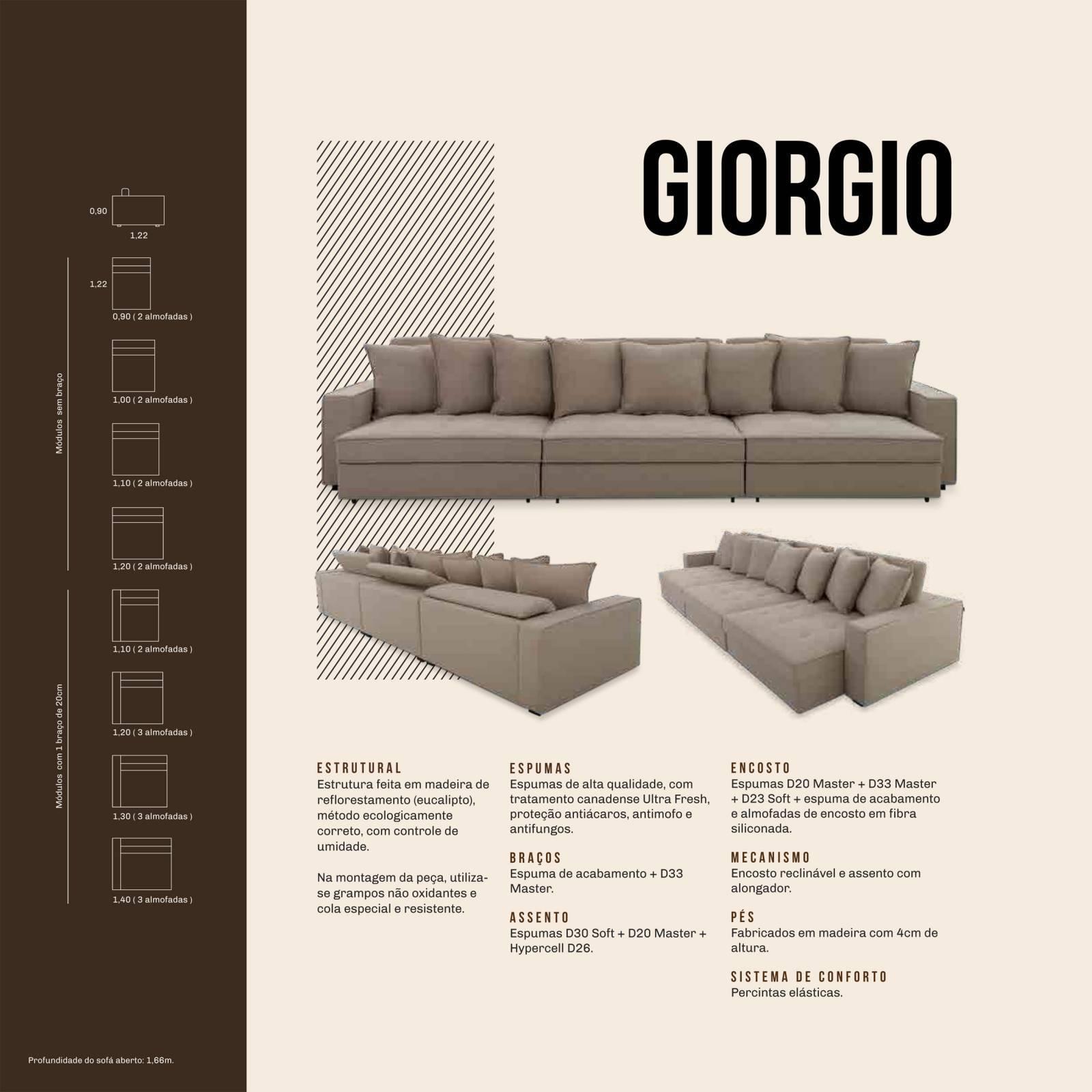 Estofado Giorgio Mannes - All Home