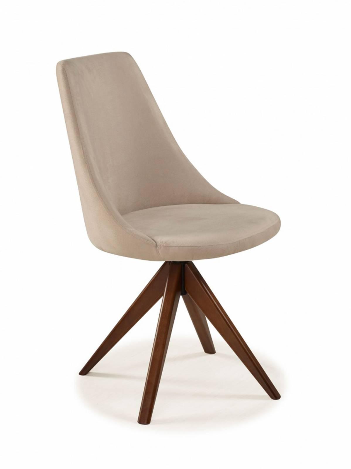 Cadeira Bela Giratória Diplomata Móveis - All Home