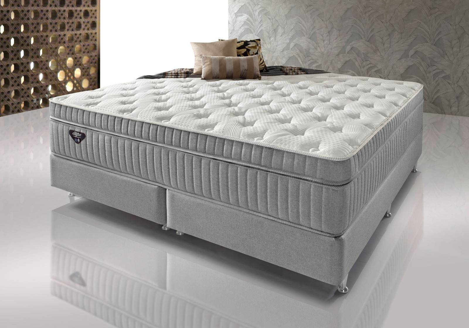 Conjunto Cama Box All The Best Ecoflex - All Home