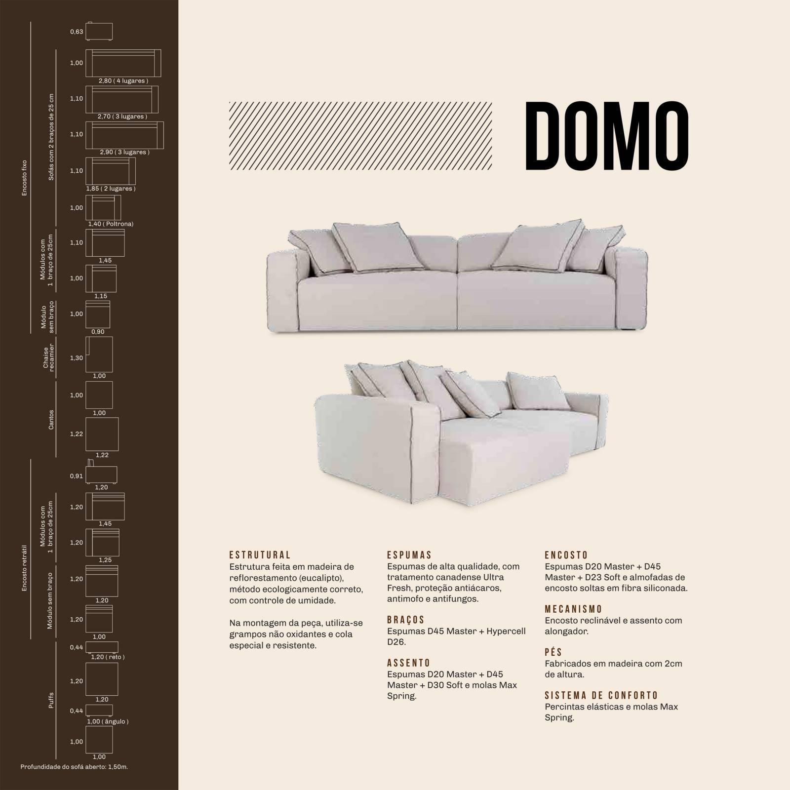 Estofado Domo Mannes - All Home