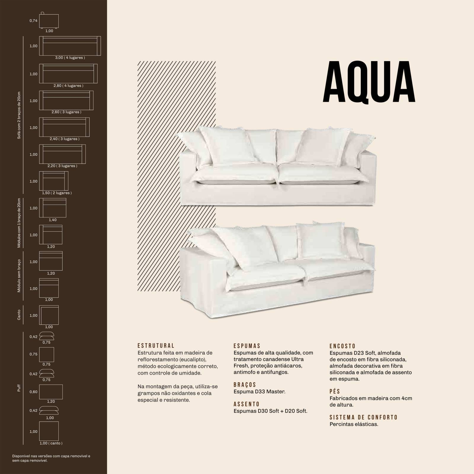 Estofado Aqua Mannes - All Home