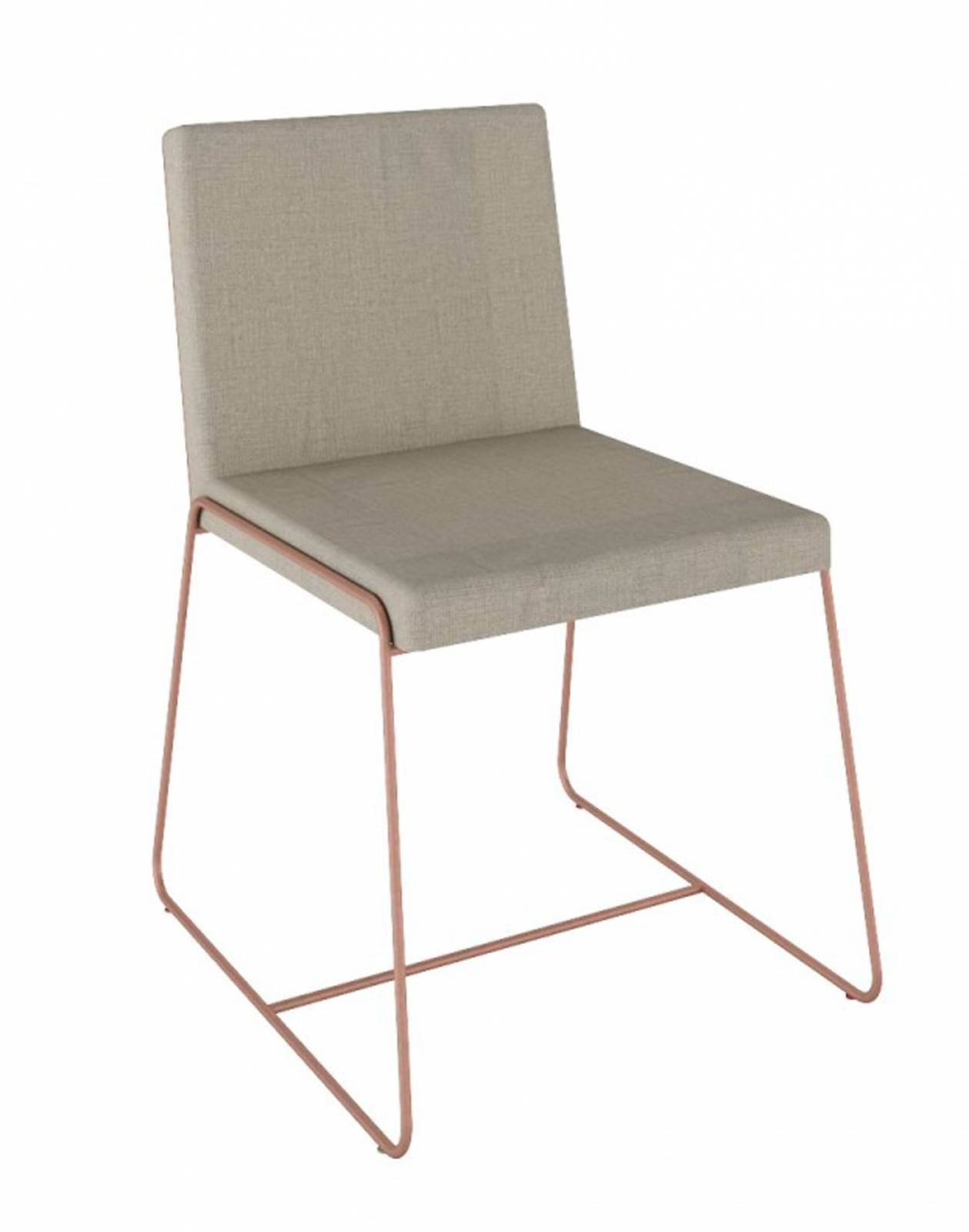 Cadeira Viés Fit Móveis Rudnick - All Home