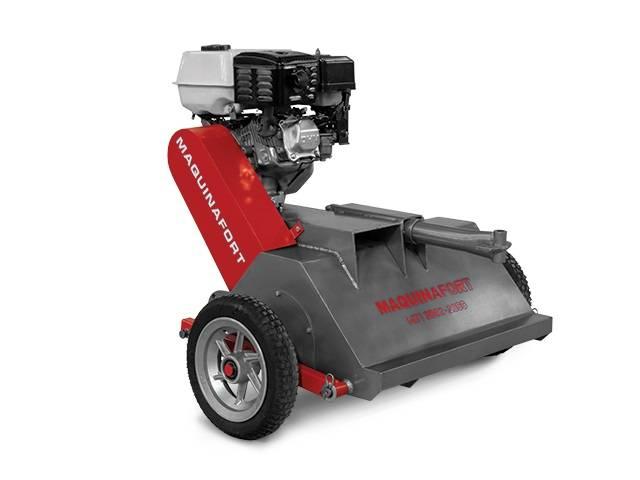 Roçadeira Trincha Maquinafort – RT500 Acompanha motor 6.5cv - BSS Maquinas