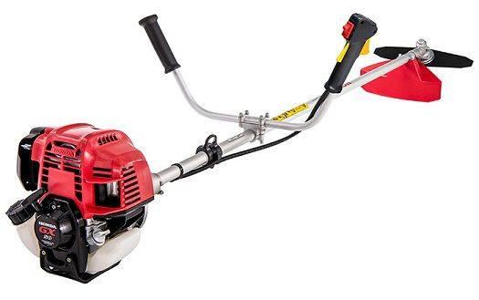 Roçadeira Gasolina Honda UMK450TUEBT 4 T 49,7cc-Profissional - BSS Maquinas