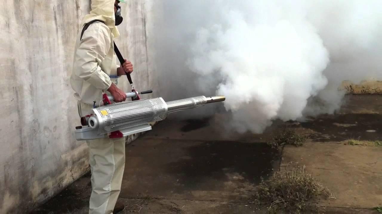 Termonebulizador sem Dispositivo Corta Fluxo Guarany GTS-35A - BSS Maquinas
