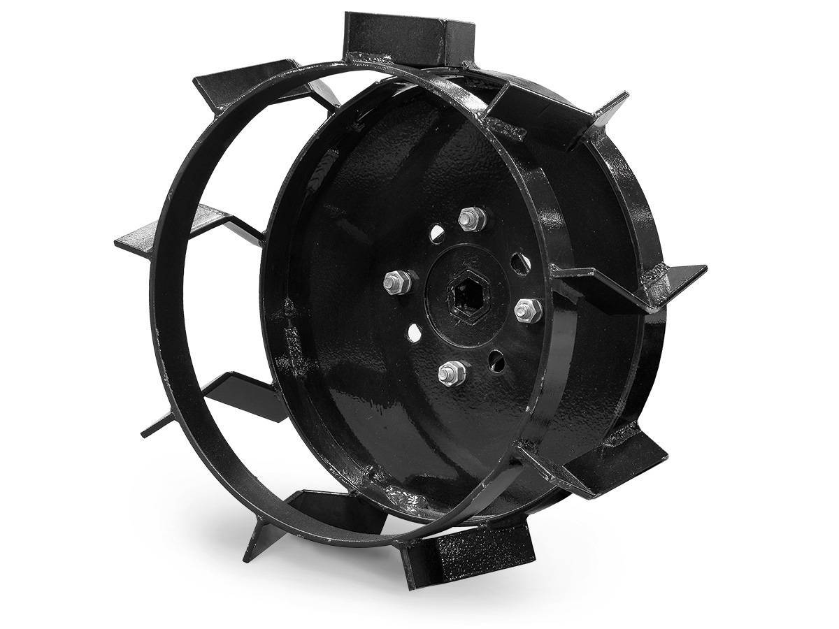 Rodas de Ferro para Motocultivadores de até 7cv - Para Arado - BSS Maquinas
