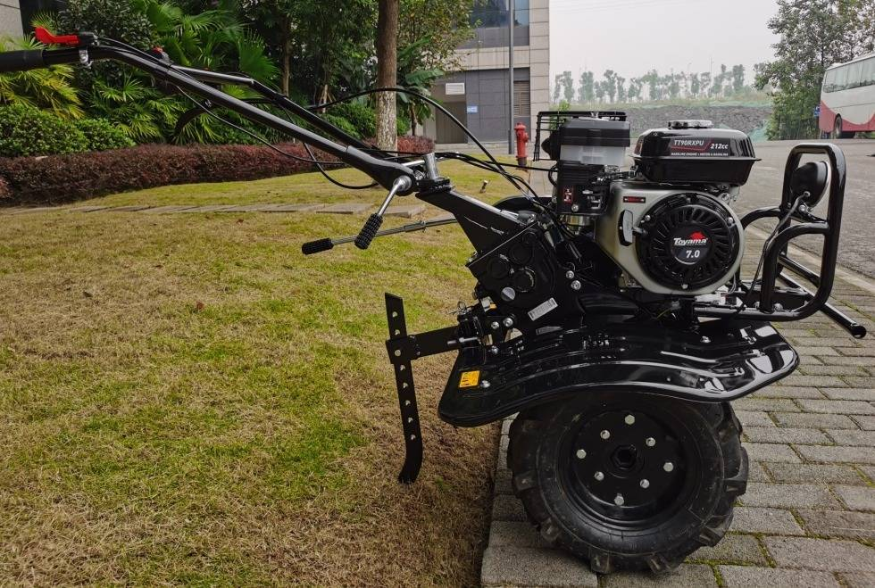 Motocultivador Gasolina Toyama TT90R-XP-U 7hp - BSS Maquinas