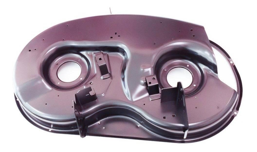 PLATAFORMA DE CORTE PARA TRATOR LT151 Com Defletor - BSS Maquinas