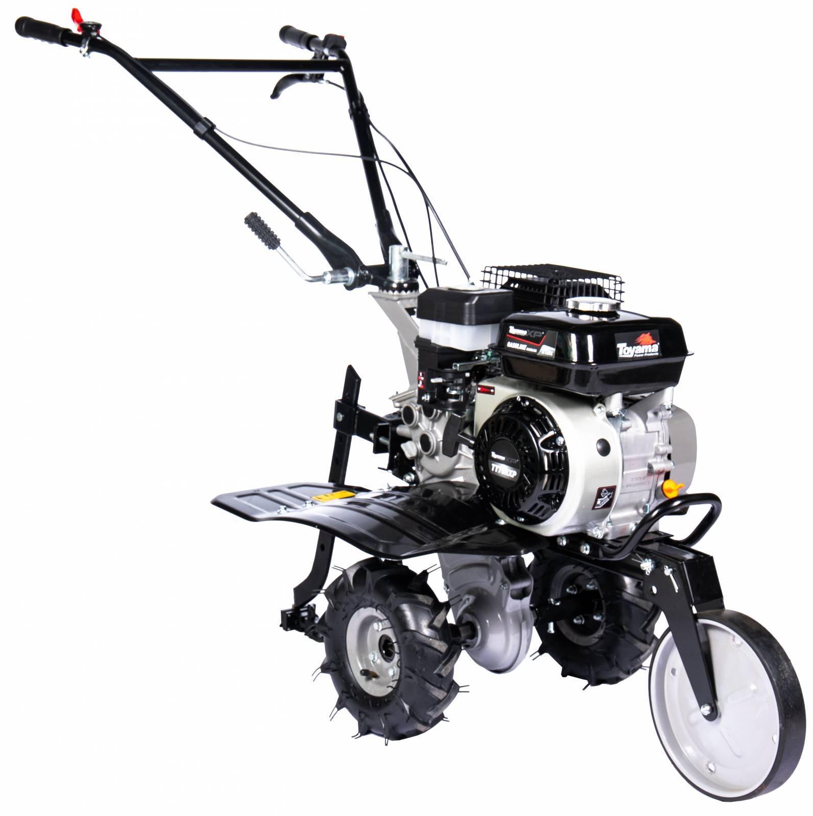 Motocultivador À Gasolina 7,0 Hp TT75R-XP com Rodas, Enxadas - BSS Maquinas