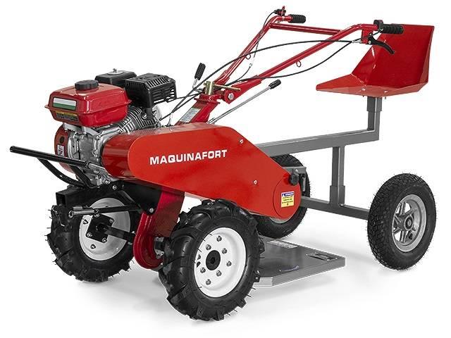 Aparador Grama Traseiro AGT-500 Modelo GMC6500 Garthen - BSS Maquinas