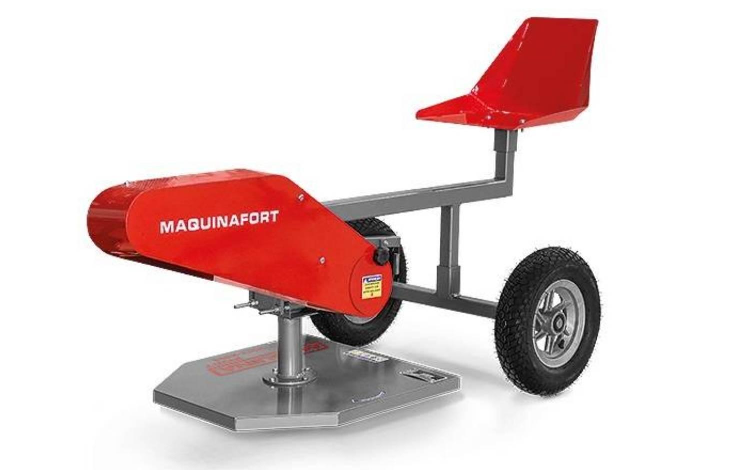 Aparador Grama Traseiro AGT-500 Modelo TT90R-XP - BSS Maquinas