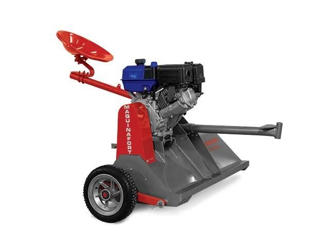 Roçadeira Trincha Maquinafort RT900 Com Motor 15hp p/ Micro  - BSS Maquinas